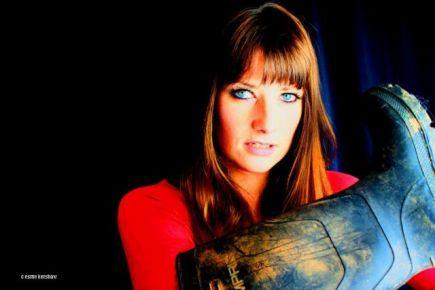 Headshot c Esme Kershaw.