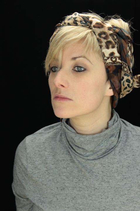 Headshot by Esme Kershaw